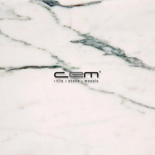 White Calacatta Marble Tile