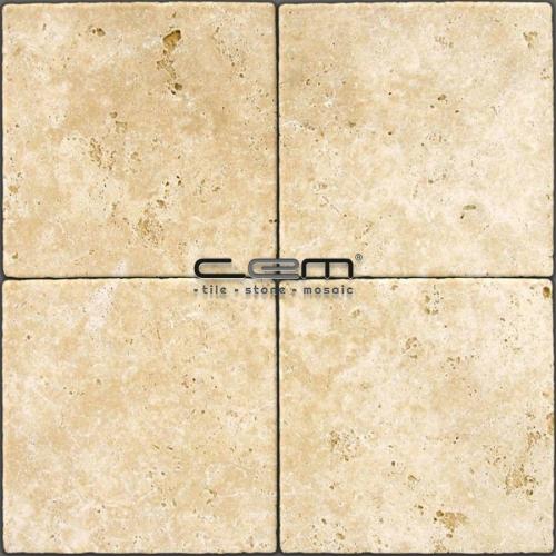 Classic Travertine Tumbled Tile