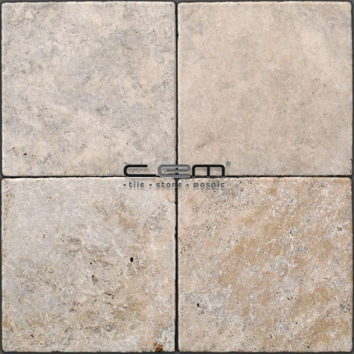 Philadelphia Travertine Tumbled Tile
