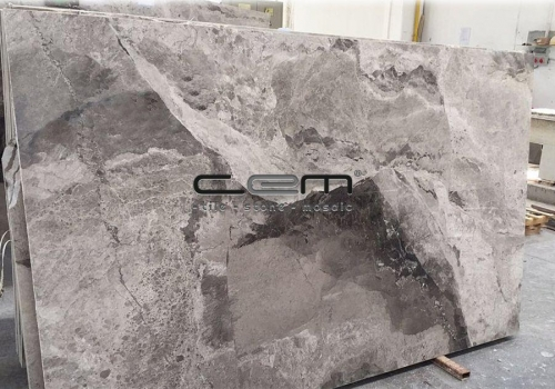 Silver Royal Marble Slab