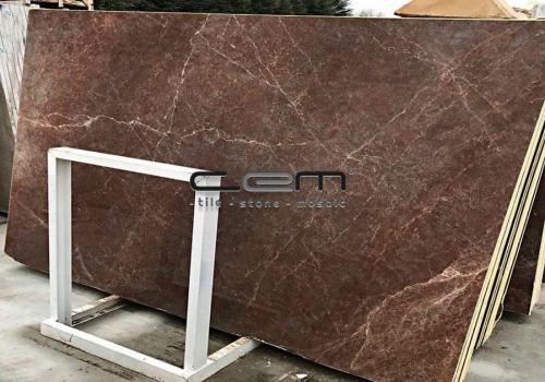 Aegean Brown Marble Slab