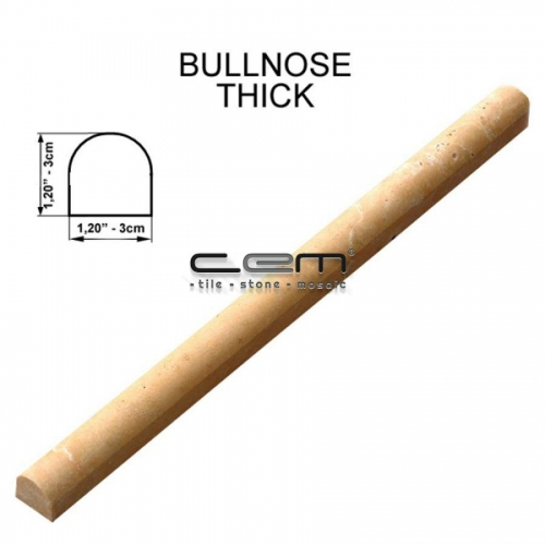 Thick Bullnose Moulding