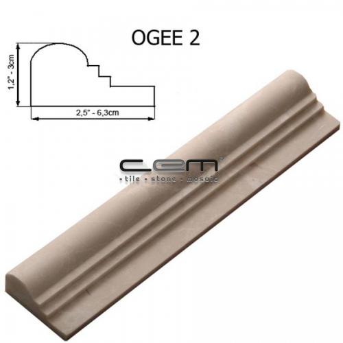 Ogee 2 Moulding