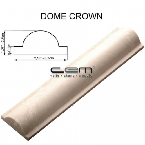 Down Crown Moulding