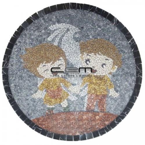 Children Art Mosaic