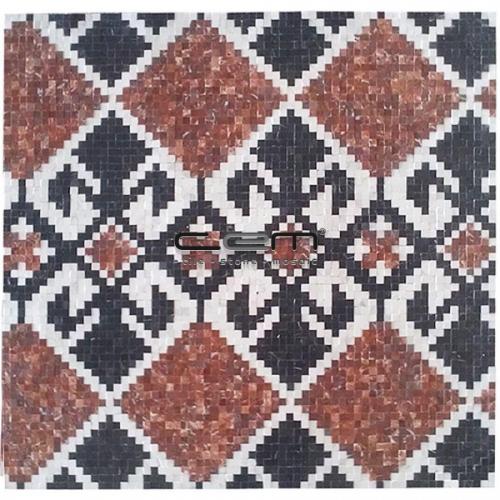 Rug Art Mosaic