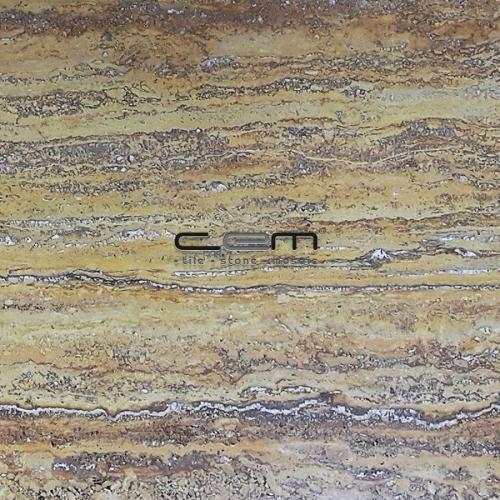 Scabas Travertine Tile Vein Cut Filled Honed